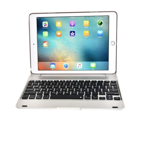 Wireless Bluetooth Keyboard Folios Case Cover for IPad Pro 9.7inch/ Air 2 SL Singapore