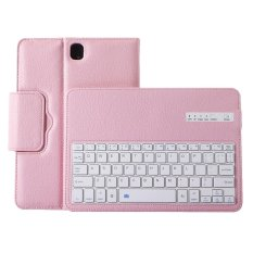 Wireless Bluetooth Keyboard Protective Case Magnetism Absorption Function Detached Cover Tablet Bracket For 9 7Inch Samsung Galaxy Tab S3 Sm T820 Sm T825 Model Pink Intl Vococal Cheap On China