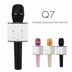 Top 10 Wireless Bluetooth V4 1 Microphone Handheld Q7 Mic For Android And Ios Intl