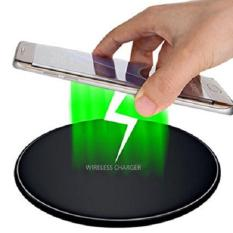 List Price Wireless Charger Gy 68 Metal Ultra Slim Fast Charging For Samsung Note 8 S8 Iphone 8 8 X Silver Black Oem