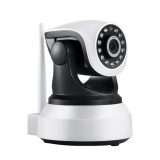 Best Wireless Indoor Ip Camera Onvif 720P Hd Smart Home Wifi Securityp2P Night Vision Pan Tilt With Micro Sd Card Slot Intl