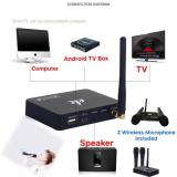 Shop For Wireless Mini Family Home Karaoke Echo System Singing Machine Box Karaoke Players Usb Audio For Android Tv Box Pc Phones Wireless Mini Family Home Karaoke Echo System Singing Machine Box Karaoke Players Usb Audio For Android Tv Box Pc Phones