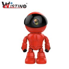 Best Buy Wistino 960P Red Robot Ip Camera Wifi Baby Monitor 1 3Mp Wireless Cctv Ir Leds Remote Smart Home Monitor