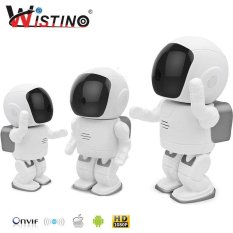 Review Wistino 960P Robot Ip Camera Wifi Baby Monitor 1 3Mp Wireless Cctv Audio Ptz Ir Night Vision Remote Home Smart Monitoring China