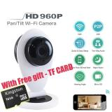 Price Comparisons Of With Free 16G Tf Card Mini Wireless Wifi 960P Hd Smart Ip Camera P2P Baby Monitor Cctv Security Network Camera Night Vision Mobile Remote Cam Intl