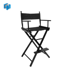 Promo Wood Director Chair Folding Canvas Chair Computer Bar Outdoor Chair Office Casual Makeup Chair Fishing Chair Beach Chair