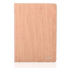 Where To Buy Wood Grain Flip Ultra Thin Foldable Stand Leather Case For Apple Ipad Mini 1 2 3 Smart Cover Light Brown