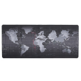 Discount World Map Speed Game Mouse Pad Mat Laptop Gaming Mousepad Intl Oem