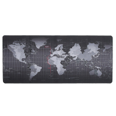 Get The Best Price For World Map Speed Game Mouse Pad Mat Laptop Gaming Mousepad Intl
