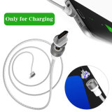Wsken Round Magnetic Micro Usb Charging Cable 1M Only For Charging Intl Cheap