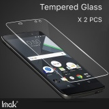 Low Price (X 2 Pcs)For Blackberry Dtek60 Hd Clear Tempered Glass Screen Protector Film For Blackberry Dtek60 2 5D Full Coverage Hand Phone Screen Tempered Glass Protective Film Intl