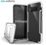 Wholesale X Doria Defense Clear Series Protective Case For Galaxy S8 Plus Cover Military Grade Drop Protection Phone Coque Intl