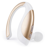 Best Deal X16 Wireless Bluetooth 4 Monor Headset Gold Intl