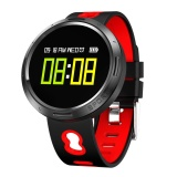 X9 Vo Bluetooth 4 Smart Watch Sleep Heart Rate Monitor Fitness Bracele Rd Intl Best Buy