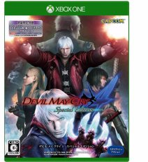Xbox One Devil May Cry 4 Special Edition English Japanese Cheap