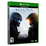 Retail Xbox One Halo 5 Guardians