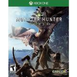 Compare Price Xbox One Monster Hunter World On Singapore