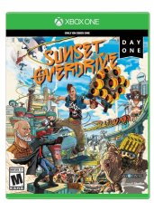 Low Cost Xbox One Sunset Overdrive English