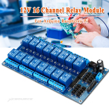 Discount Xcsource 16 Channel 12V Relay Module Shield Expansion Board With Optocoupler For Arduino Raspberry Pi Dsp Avr Pic Arm Te285 Xcsource Singapore