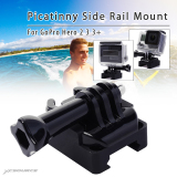 Buy Xcsource 20Mm High Quality Picatinny Side Rail Mount For Gopro Hero 2 3 3 Black Os106 Online Hong Kong Sar China