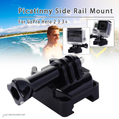 Buy Xcsource 20Mm High Quality Picatinny Side Rail Mount For Gopro Hero 2 3 3 Black Os106 On Hong Kong Sar China