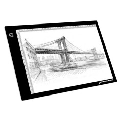 XCSOURCE A4 LED Artist Slim Drawing Board Tracing Light Box Pad Adjustable XC702 - intl