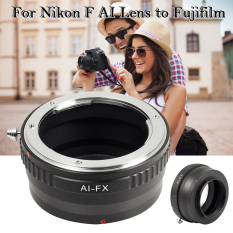 Purchase Xcsource Lens Adapter For Nikon F Ai Lens To Fujifilm X Mount Camera Fit Fuji X E1 Dc287 Online