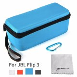 Buy Xcsource Travel Carry Eva Storage Case Bag Pouch For Jbl Flip 3 Bluetooth Speaker Cover Intl Singapore