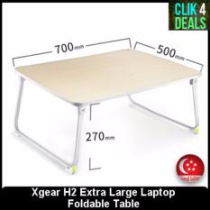 Where To Shop For Xgear H2 Extra Large Laptop Foldable Table