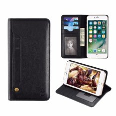 Where Can I Buy Xhleia Handcrafted Multi Function Vegan Leather Wallet Case Flip Cover With Credit Card Holder And Photo Slot For Apple Iphone 6 6S Plus 5 5 Intl