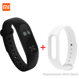 Cheapest Xiaomi 42 Oled Touch Screen Mi Band 2 Smart Bracelet Replace Band Online