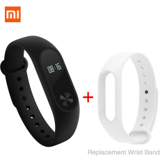 Retail Xiaomi 42 Oled Touch Screen Mi Band 2 Smart Bracelet Replace Band