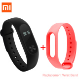 Review Xiaomi 42 Oled Touch Screen Mi Band 2 Smart Bracelet Replace Band Xiaomi On China