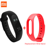 Compare Price Xiaomi 42 Oled Touch Screen Mi Band 2 Smart Bracelet Replace Band On China
