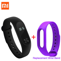 Best Offer Xiaomi 42 Oled Touch Screen Mi Band 2 Smart Bracelet Replace Band