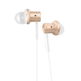 Price Xiaomi 3 5Mm Jack Wired In Ear Piston Earphone W Mic Gold White China