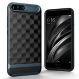 Compare Price Xiaomi Mi 6 Case Mooncase Slim Dual Layer Pc Bumper Frame Reinforced Tpu Protective Textured Geometric Case Cover Corner Cushion Design For Xiaomi Mi 6 M6 Silver Intl On Hong Kong Sar China