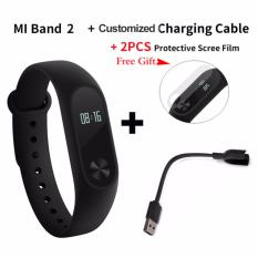 Price Xiaomi Mi Band 2 Smart Bluetooth Wristband Charging Usb Cable Intl Xiaomi Online