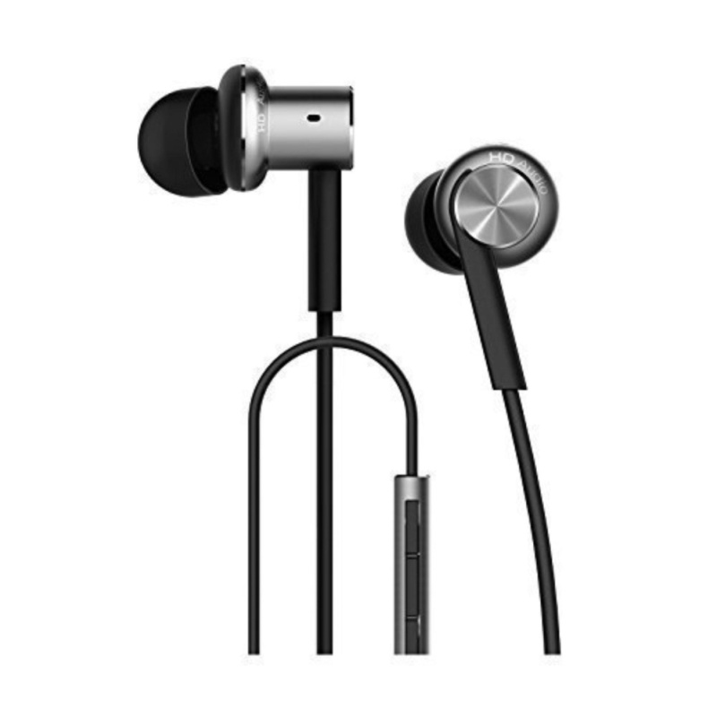 100% Original Xiaomi Mi Hybrid Earphone In-Ear Headphones Multi-unit Circle Iron Mixed Piston - intl Singapore