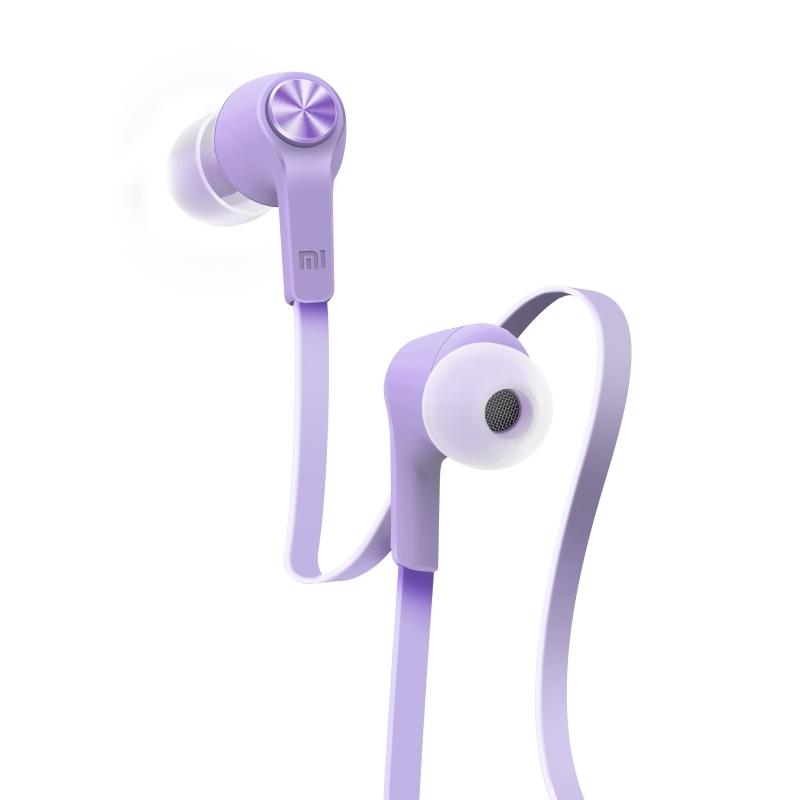 Xiaomi Mi In-Ear Headphones Basic Purple ( Round Cable) Singapore