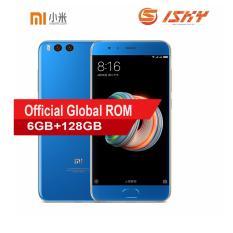 Discount Xiaomi Mi Note3 Note 3 6Gb 128Gb Mobile Phone Smart Phone Snapdragon Octa Core Dual Camera Blue Export