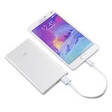 Xiaomi Mi Power Bank 5000Mah Slim Silver Export Best Price