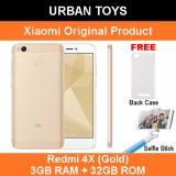 Compare Price Xiaomi Redmi 4X 3Gb 32Gb 1 Year Warranty By Xiaomi Singapore Xiaomi On Singapore