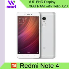 Discount Xiaomi Redmi Note 4 3Gb Ram 32Gb Export International Rom Xiaomi