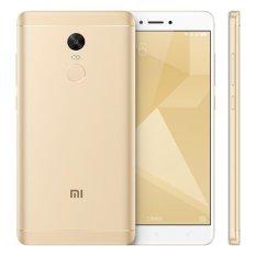 Sale Xiaomi Redmi Note 4X 5 5 Dual Sim Phone W 3Gb Ram 32Gb Rom Goldenotg Intl