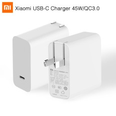 Get Cheap Xiaomi Type C To Type C Charger 45W Supports Power Delivery Pd 2 Quick Charge Qc 3 For Macbook Pro Laptop Tablet