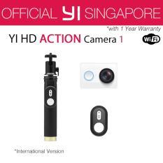 Buy Xiaoyi Action Camera White Travel Kit International Version Xiaoyi Original