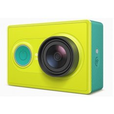 Sale Xiaomi Yi Action Camera Green Xiaoyi Cheap