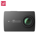 Coupon Xiaomi Yi Ii Wi Fi 4K Wide Sport Action Camera Black Chinese Version