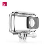 Xiaomi Yi Waterproof Case For Yi Ii 4K Camera 2 White M Review